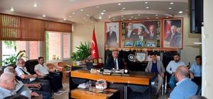 Başkan Yaman, belediye çalışanlarının bayramını kutladı