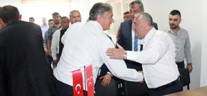 """Ayan """"Yok öyle Ankara'da oturmak, yatmak"""""""