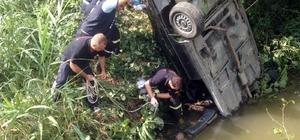 Edirne'de iki ayrı kaza: 1 ölü, 8 yaralı