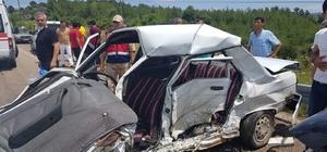 Osmaniye'de trafik kazası: 1 ölü, 6'sı çocuk 10 yaralı
