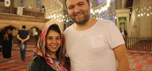 Selimiye'de ziyaretçi yoğunluğu