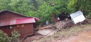 Mersin'de şiddetli yağış