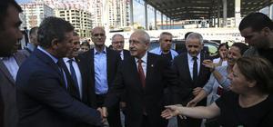 Kılıçdaroğlu, STK temsilcileri ve muhtarlarla buluştu