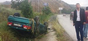 Karabük'te trafik kazaları: 16 yaralı