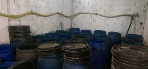 Adana'da 42 bin 500 litre kaçak içki ele geçirildi Operasyonlarda 4 kişi gözaltına alındı