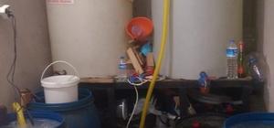 Adana'da sahte içki imalathanelerine operasyon