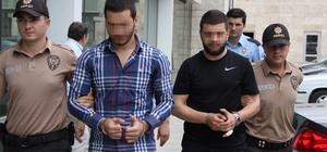 Hastanede doktorunu darp edenler yeniden gözaltına alınıp adliyeye sevk edildi