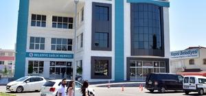 Kepez'den 2 yeni alanda daha sağlık hizmeti