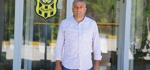 """Evkur Yeni Malatyaspor alt yapısında hasat zamanı Levent Doğandemir: """"Yakın zamanda meyveleri toplamaya başlayacağız"""""""