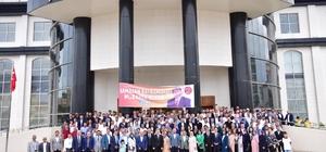 AK Parti'den bayramlaşma töreni