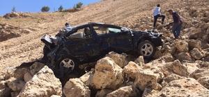 Mardin'de iki ayrı kaza': 3 ölü, 3 yaralı