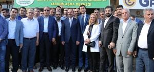 Çiftçi 'ye Gaziantep'te yoğun ilgi