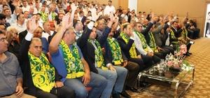 Çiftçi, Şanlıurfaspor yönetimini tebrik etti Şanlıurfaspor'da yeniden Emin Yetim başkan oldu