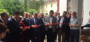 Koyulhisar'da kültür merkezi hizmete açıldı