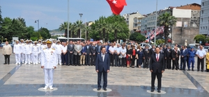 Kdz. Ereğli Fransız işgalinden kurtuluşunun 98. yıl dönümünü kutladı