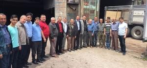 """AK Parti Nevşehir Milletvekili Adayı Menekşe, """"Sanayi esnaflarımız Vakit Türkiye Vakti diyor"""""""