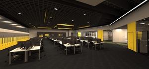 153 Koordinasyon Merkezi binasının çalışmaları başladı
