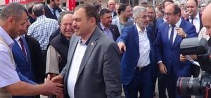 Orman Bakanı Prof. Dr. Veysel Eroğlu Sandıklı'da