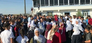 Ensarioğlu köy ziyaretleri gerçekleştirdi
