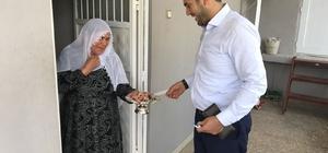 Bağımsız Aday Aktaş Mardinlileri dinliyor