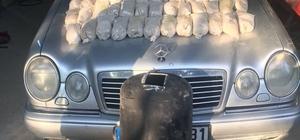 20 kilo eroini LPG tankına sakladılar