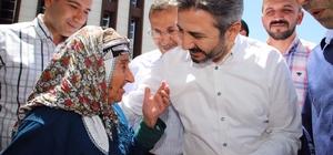 Adıyaman sağlıkta cazibe merkezi haline geldi TBMM Başkanvekili Aydın, Adıyaman'a 2002 yılından 2018 yılına kadar yapılan sağlık yatırımlarını değerlendirdi