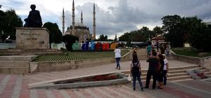 Edirne ramazan ayında 300 bin turist ağırladı