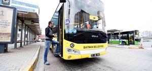 Bayramda 135 bin kişi otobüslere ücretsiz bindi