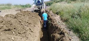 Şamar'a içme suyu, Selvilitepe'ye kanalizasyon