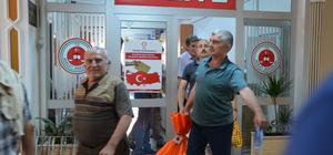 Gümrük ve sınır kapılarında oy verme işlemi devam ediyor