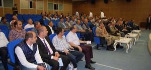 Bitlis'ten 'İmar Barışı' konulu program