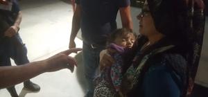 Bursa'da kaybolan 3 yaşındaki çocuğu AFAD buldu