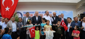 Şahinbey Belediyesi'nden bir sosyal tesis daha