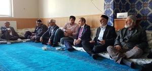 Başkan Vekili Epcim'den Çatal ailesine taziye ziyareti