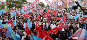 İYİ Parti'nin Nevşehir mitingi