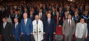KTÜ'nün 63. kuruluş yıl dönümü kutlandı