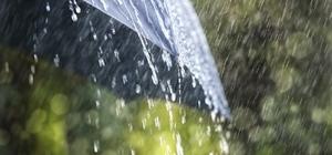 Uşak ve çevresi için kuvvetli yağış uyarısı