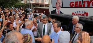 CHP Genel Başkan Yardımcısı ve Parti Sözcüsü Bülent Tezcan: