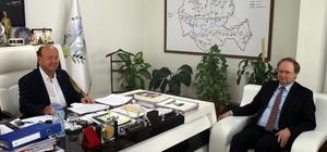 Aydın'da Avrupa Birliğine Uyum ve Dayanışma Toplantısı