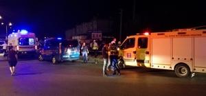 Söke'de yolcu otobüsü devrildi: 28 yaralı