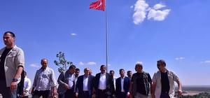 Bakan Fakıbaba Ceylanpınar halkıyla buluştu