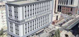 SANKO Üniversitesi'nde mezuniyet heyecanı