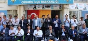 """AK Parti Genel Başkan Yardımcısı Eker: """"Demokrasi kendi gibi düşünmeyen ilçe başkanını öldürmek değildir"""""""
