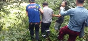 AFAD'dan bir günde  iki arama kurtarma operasyonu