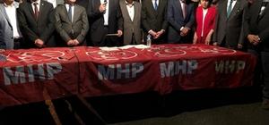 Yeşiltepeliler'den MHP'ye  tam destek