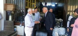 Milletvekili Erdoğan esnafla buluştu ve müjdeleri sıraladı