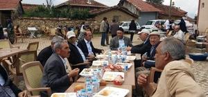 Çavdarhisar'da yarım asırlık 'Hacı pilavı' geleneği
