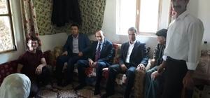 Başkan Halil Başer: Şehitlerimize ve gazilerimize çok şey borçluyuz