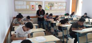 Yabancı Öğrenci Sınavı Azerbaycan'da yapıldı