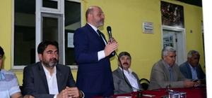 Ali Çetinbaş: Millet kıraathaneleri, ülkesi için proje üreten gençlerin buluşacağı ortamlar olacak